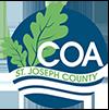 St. Joseph County COA Logo